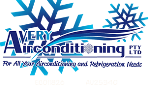 Avery Air conditioning logo